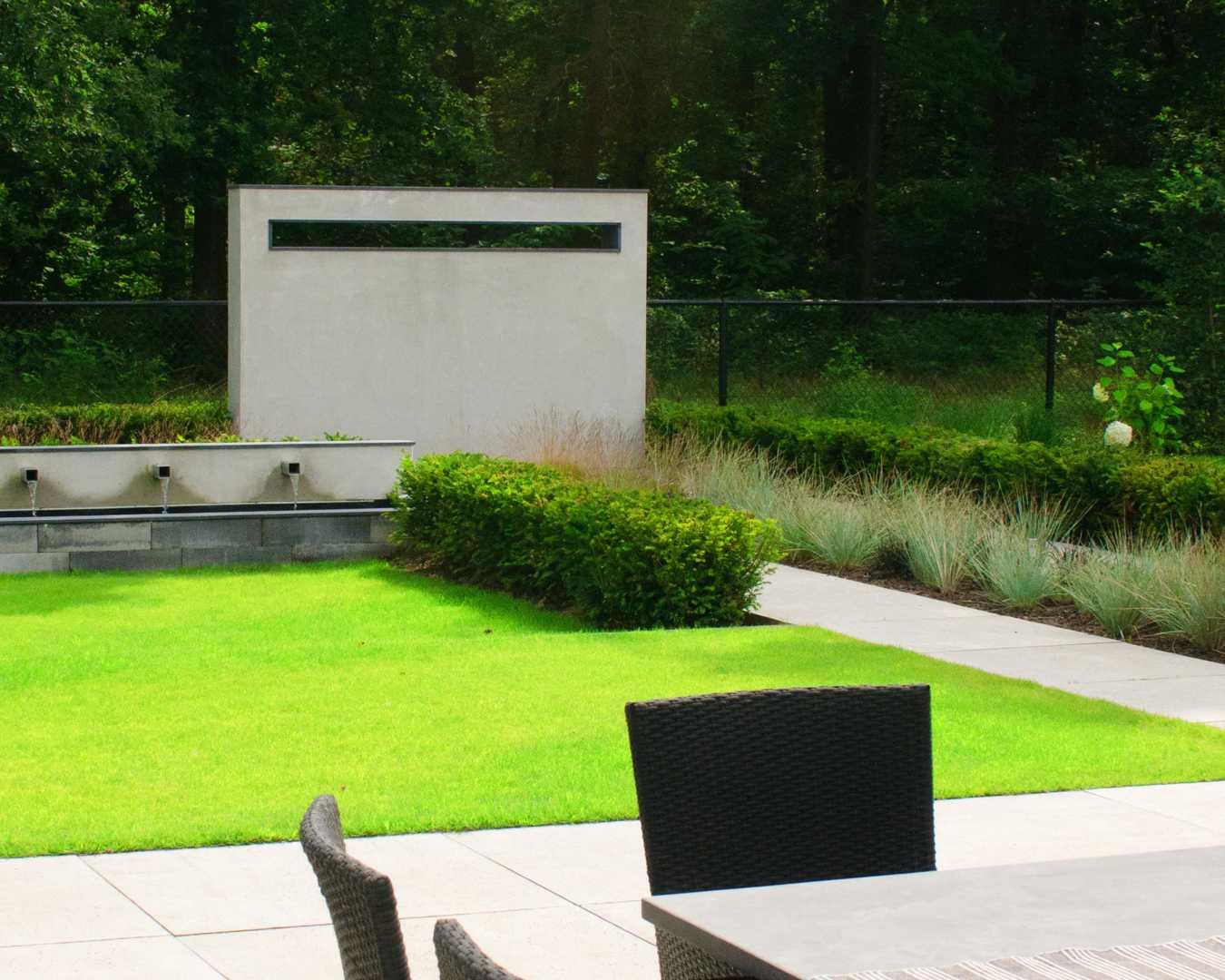Grote Moderne Tuin : Moderne tuin ontwerpen peter graat tuinontwerp advies