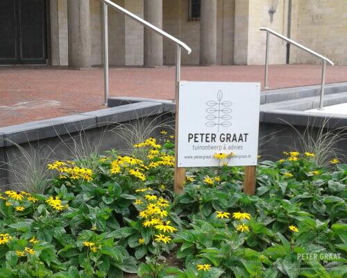 Beplantingsplan Peter Graat
