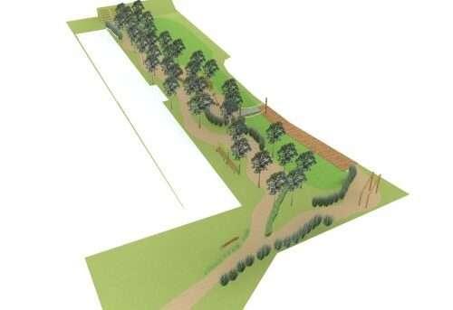 trimbaan Groesbeek