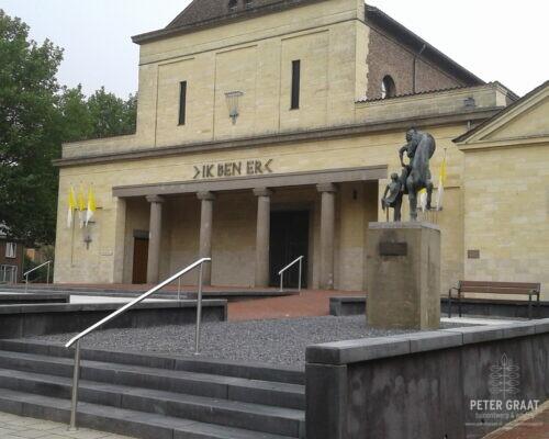 Buitenruimte Kerk Gennep