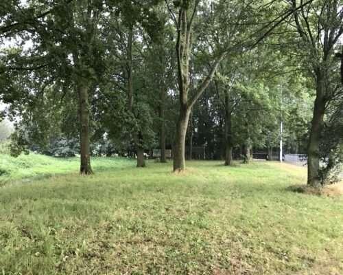 Locatie beweegpark Groesbeek
